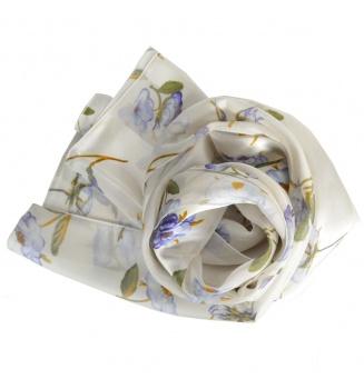 Foulard en soie Vénus de Botticelli